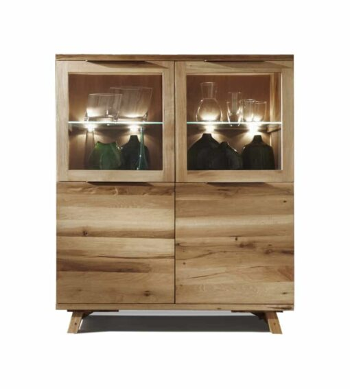 Highboard RANCH Massivholz
