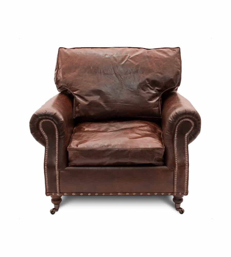 Chesterfield Sessel WESTMINSTER Leder