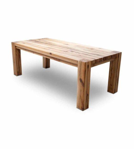 Esstisch NIPPON - Massivholz Tisch aus Wildeiche