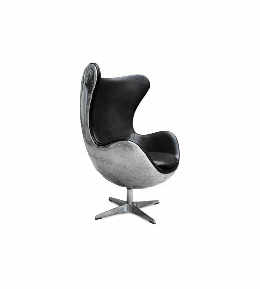 loungesessel aviator egg. Black Bedroom Furniture Sets. Home Design Ideas