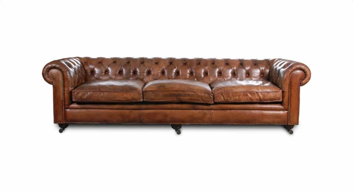 chesterfield sofa rochester b ffelleder. Black Bedroom Furniture Sets. Home Design Ideas