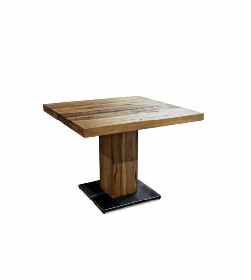 Kubo - Bistrotisch aus Holz Wildreiche rustikal