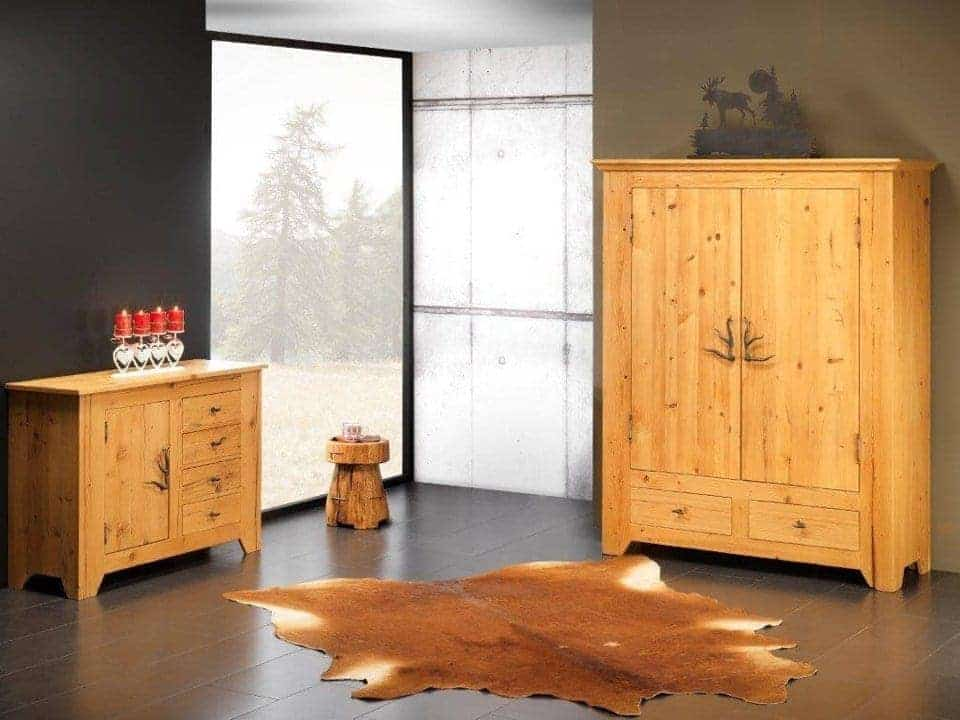 Lüönd Wohncollection Sideboard und Schrank aus dem Möbelprogramm Sedrun