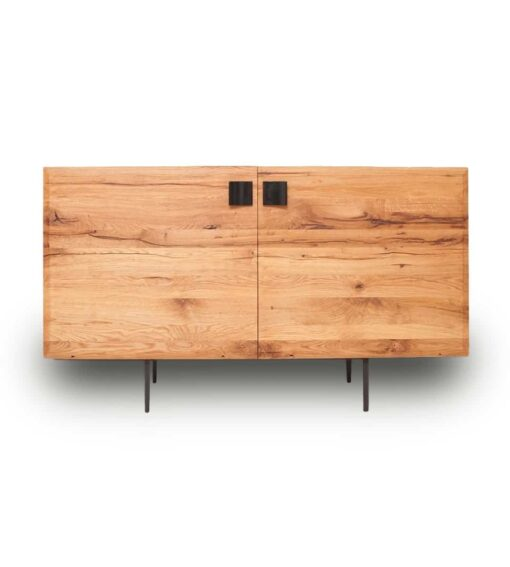 Massivholz Sideboard Infinity aus Sumpfeiche