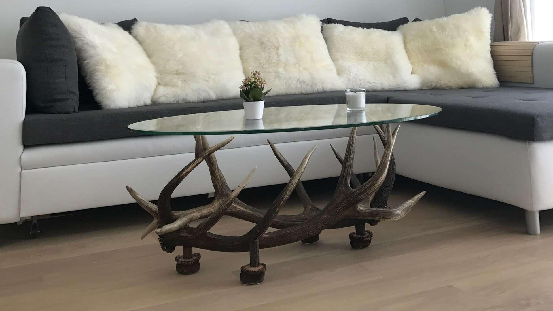 Couch & Beistelltische