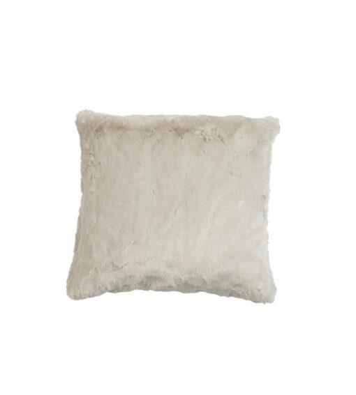 Webpelz Kissen Furry linen