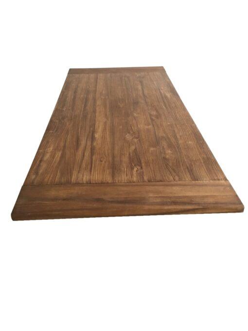 Tischplatte Select, Teakholz massiv