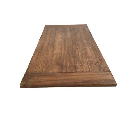 Tischplatte Select Teakholz massiv 1
