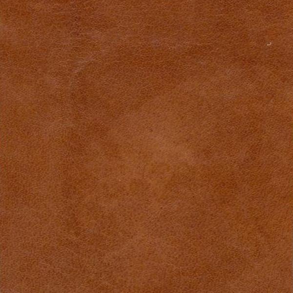 handgefärbtes vintage Büffelleder cognac