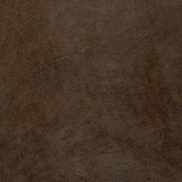 handgefärbtes vintage Büffelleder dunkelbraun