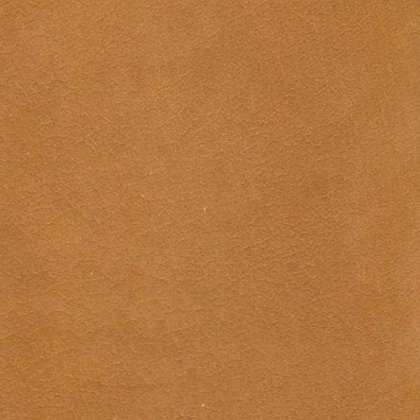 handgefärbtes vintage Büffelleder gold