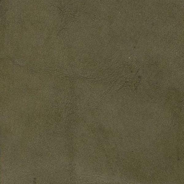 handgefärbtes vintage Büffelleder grün