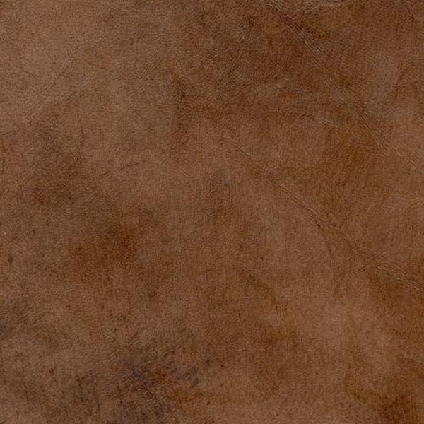 handgefärbtes vintage Büffelleder hellbraun