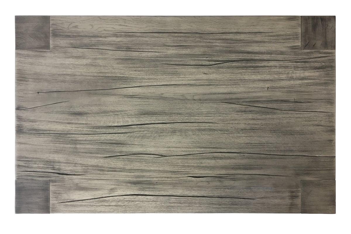 Tischplatte vom Couchtisch Lena 120x80x45 in Pole gray