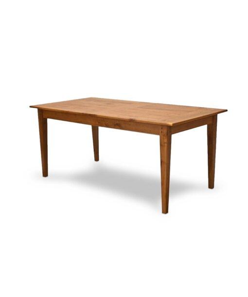 Tisch Butterfly aus massivem Fichtenholz im Biedermeier Stil