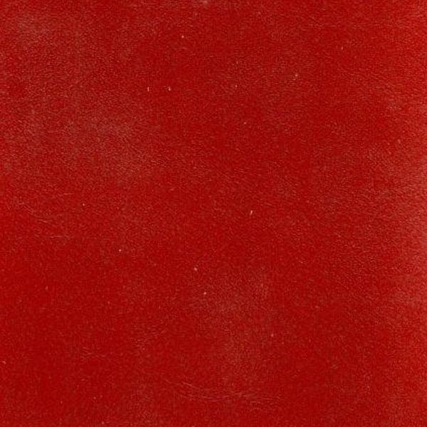 Büffelleder Farbe: Vintage Red